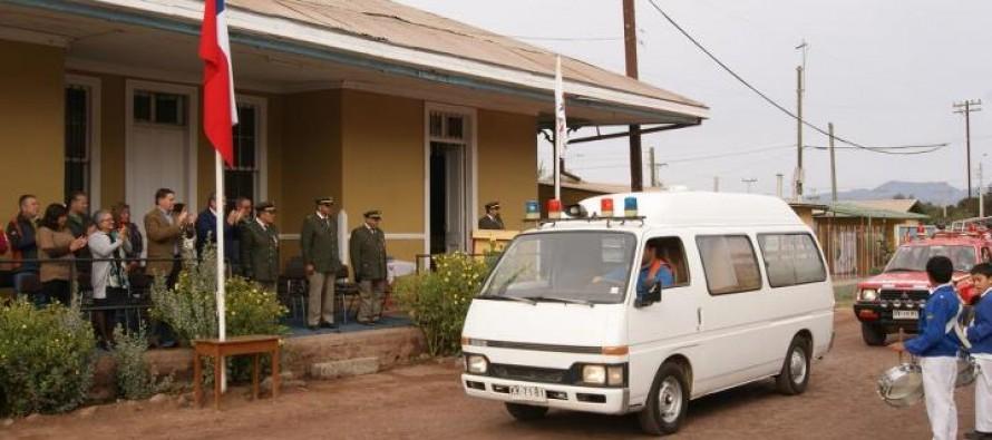 Buscan solución a problemática de alcantarillado en Villa La Paz de Rivadavia