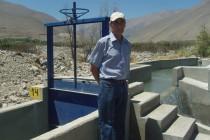 Mejoran disponibilidad de agua a través de alianza público-Privada con comunidades de aguas de Vicuña