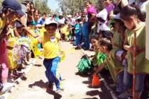 Incentivan el deporte en niños y niñas con la Quinta versión de las olimpiadas pre-escolares