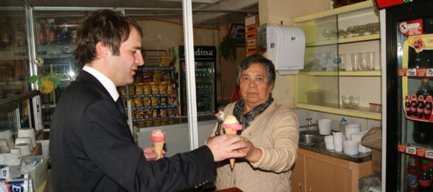 """Postulan a heladerías """"El Cobre"""" y """"La Bilbaína"""" de Vicuña a La Mejor Picada de Chile"""