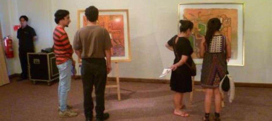 "Invitan a exposición temporal ""Unas horas con Matta"" en MGM a través de proyecto Fondart"