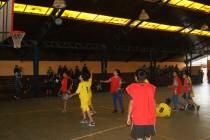 Colegios Joaquín Vicuña y Dagoberto Campos fueron los ganadores del comunal de Basquetbol