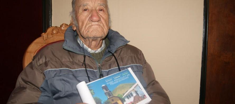 """Lanzan libro """"Elqui, Peralillo y un Pasado Olvidado"""" con historias de cuatro siglos"""