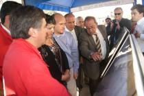 Un total de 100 millones de pesos se invertirán en centro comunitario de población Gina Ancarola