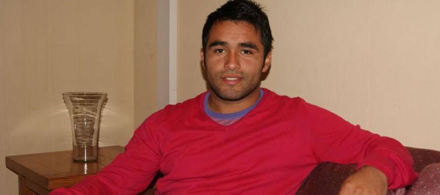 Bernardo Campos, un vicuñense en la búsqueda de la consolidación en el fútbol chileno