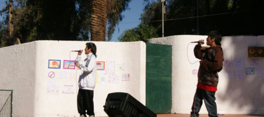 SENDA Vicuña realiza el Mes de la Prevención para crear conciencia en familias y colegios
