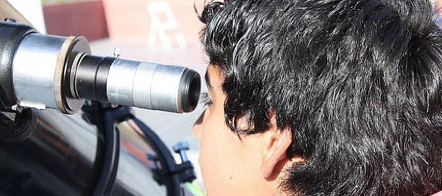 Invitan a guías turísticos astronómicos a participar en Taller de Observación con Binoculares