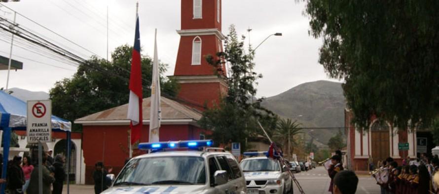 Destacan labor de PDI en el Valle de Elqui en un nuevo aniversario institucional