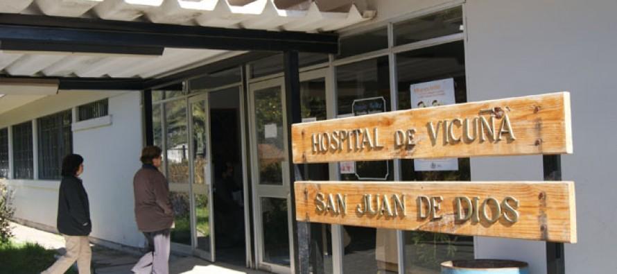 Hospital de Vicuña se encuentra entre los recintos con más felicitaciones a nivel nacional