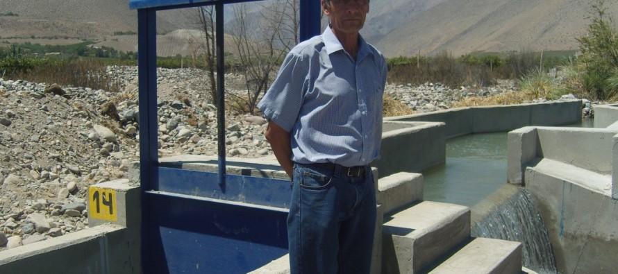 Comisión Nacional de Riego entregará $ 64.000 millones en 2012 a todos los agricultores