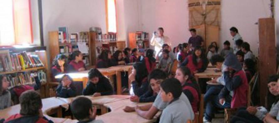 Inyectan recursos para reabrir biblioteca de Montegrande durante el segundo semestre del año