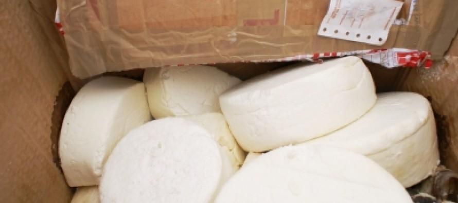 En Huanta autoridad sanitaria retiene 3 mil kilos de queso por estar contaminado con bacteria de listeria