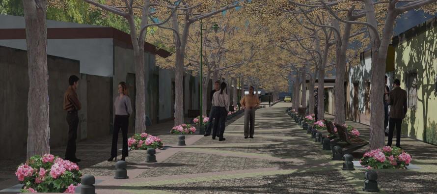 Eje Mistraliano de Vicuña cuenta con aprobación de  $650 millones para iniciar obras este año 2012