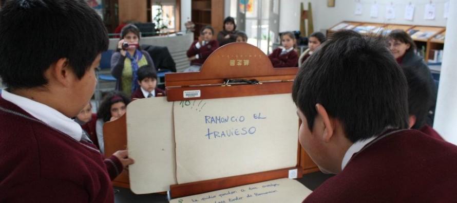 Estudiantes del Colegio Antonio Varas se instruyen es técnica de narración japonesa