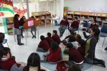 Museo Gabriela Mistral y Escuela Lucila Godoy finalizan taller de Kamishibai con presentación especial