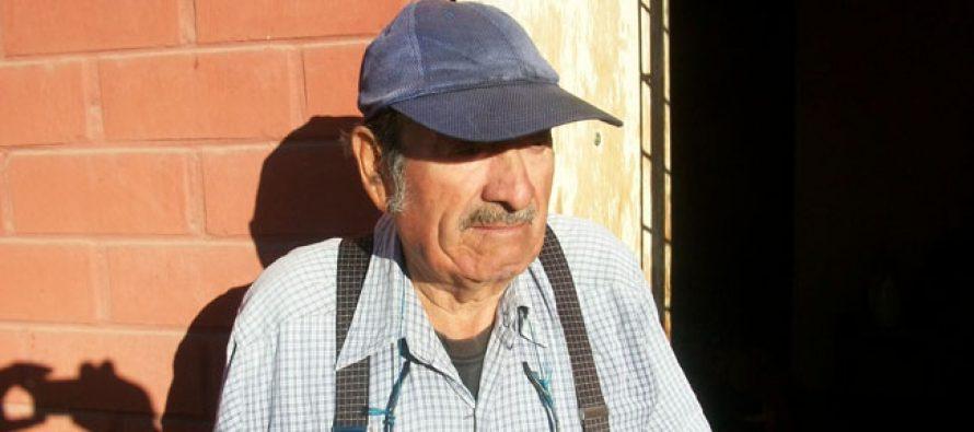 Sergio Rodríguez, un icono patrimonial de Vicuña