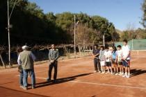 Destacan labor deportiva y social de Escuela de Tenis Canihuante a través de Canal 13