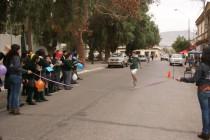 Niños de la Escuela Lucila Godoy fueron los ganadores de la Corrida Atlética Preventiva