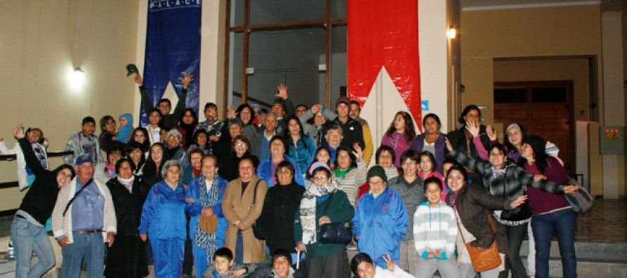 Participantes del Programa Servicio País Cultura visitan iconos culturales de la provincia