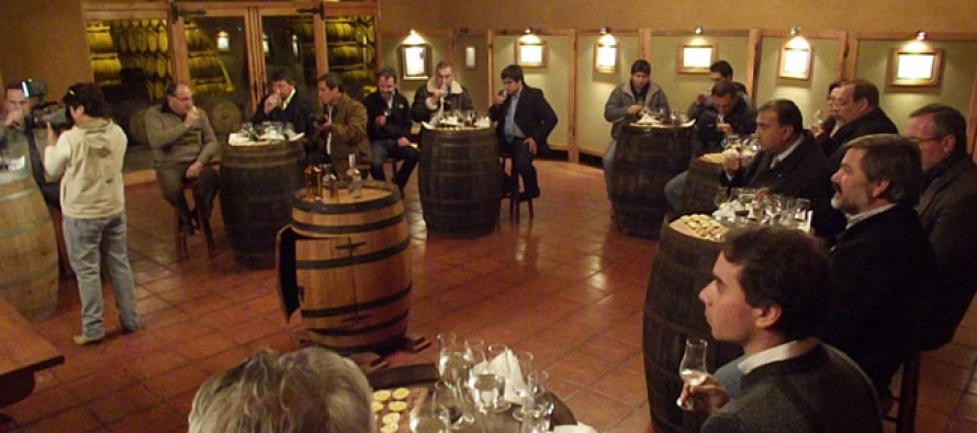 Empresarios-productores vitivinícolas trasandinos crean redes de negocios en la Provincia de Elqui