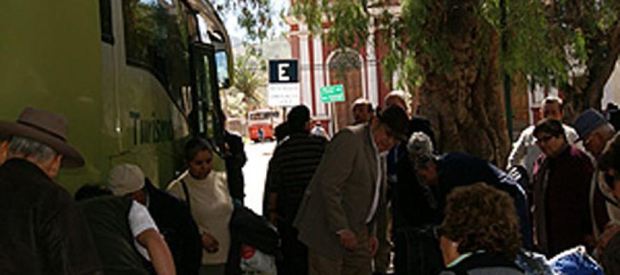 Un total de nueve proyectos se adjudicaron los adultos mayores de la comuna de Vicuña