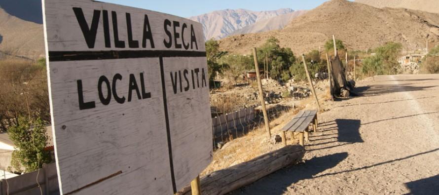 Más de 21 millones de pesos se invertirán en el cierre perimetral de la cancha de Villaseca