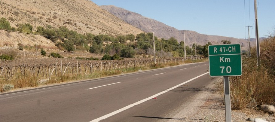 Joven de 36 años fallece luego de ser atropellado por vehículo en sector de Andacollito