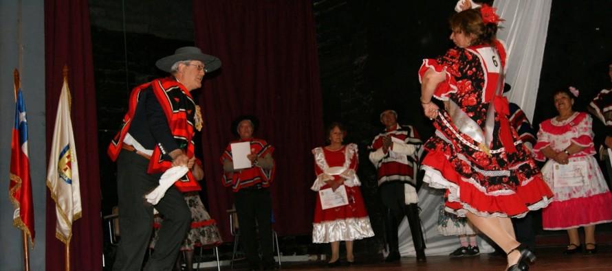 Invitan a parejas al Campeonato Comunal de Cueca del Adulto Mayor 2012
