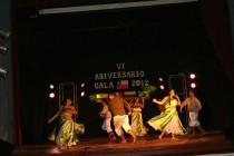 """Agrupación """"Tierra Elquina"""" celebró su sexto aniversario con gala folclórica"""