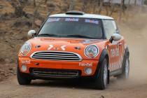 En sector de Talcuna – Viñita Baja  se iniciará la cuarta fecha del Rally Móbil