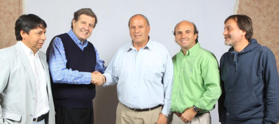 UDI oficializa la candidatura de Fernando Guamán en la comuna de Vicuña