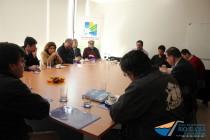 Profesionales del manejo eficiente del agua conocen proyecto de reutilización hídrica israelí