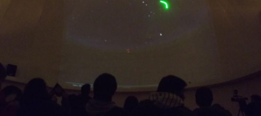 Jóvenes se acercan al estudio de la astronomía a través del Primer Campamento Mamalluca 2012
