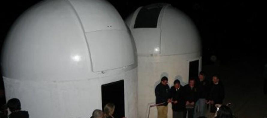 Horcón cuenta con un nuevo espacio para la observación astronómica para aficionados
