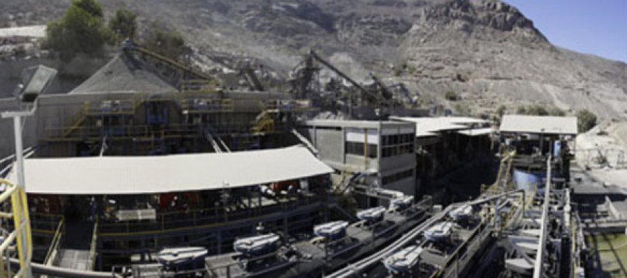 Trabajador resulta herido en grave accidente en Minera San Gerónimo de Talcuna
