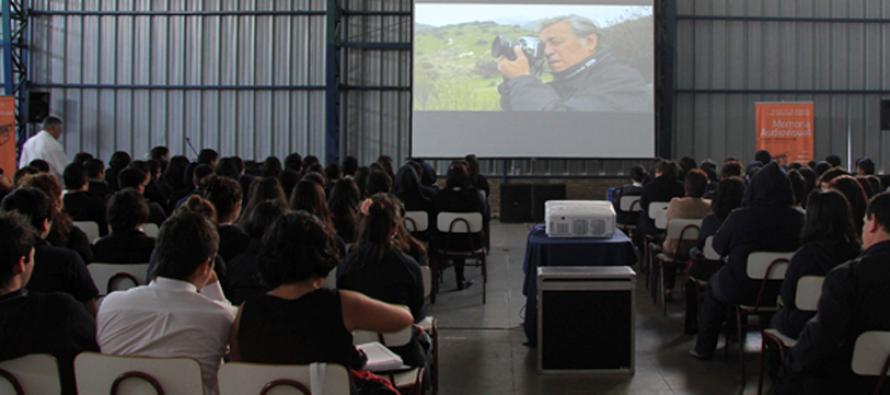 Invitan a Ciclo de Cine de Derechos Humanos del Museo de la Memoria en el Teatro Municipal