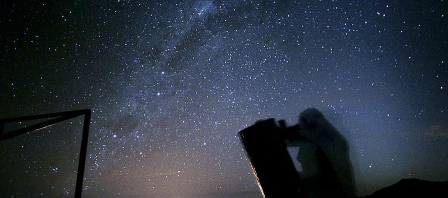 """Mamalluca trabaja en la defensa de la limpieza del cielo y por ser reconocido por """"Starlight"""""""