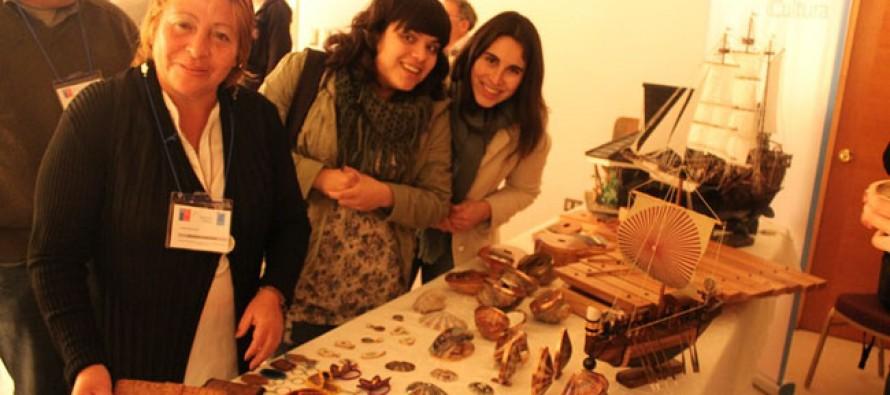 Elquinos participaron en encuentro regional anual de artistas locales en La Serena