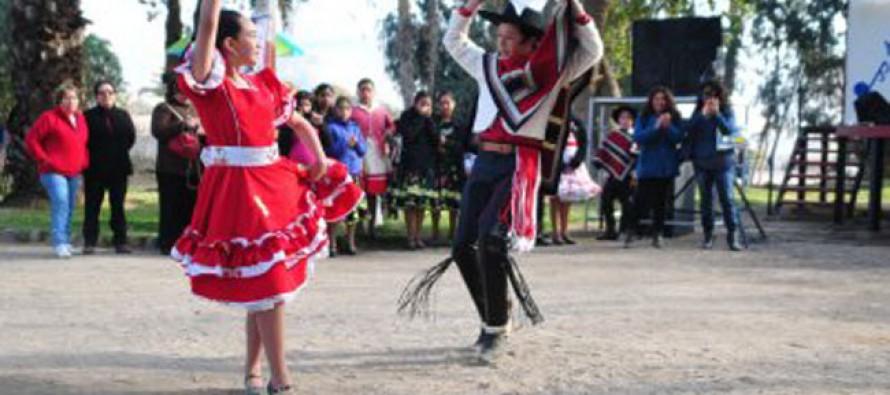 Altovalsol celebró su Tercer Festival Folclórico y Feria Costumbrista 2012