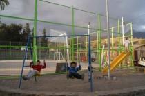 Subdere visita la comuna para dar inicios a proyectos en sectores rurales e inaugurar multicancha en Vicuña