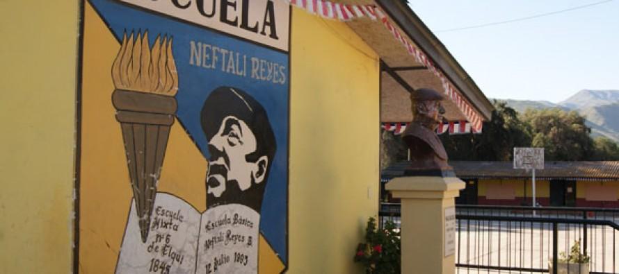 Destacan inversión de 880 millones de pesos para reposición de Escuela de El Tambo