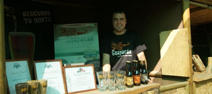 Cerveza elquina Guayacán participará en campeonato internacional en Santiago