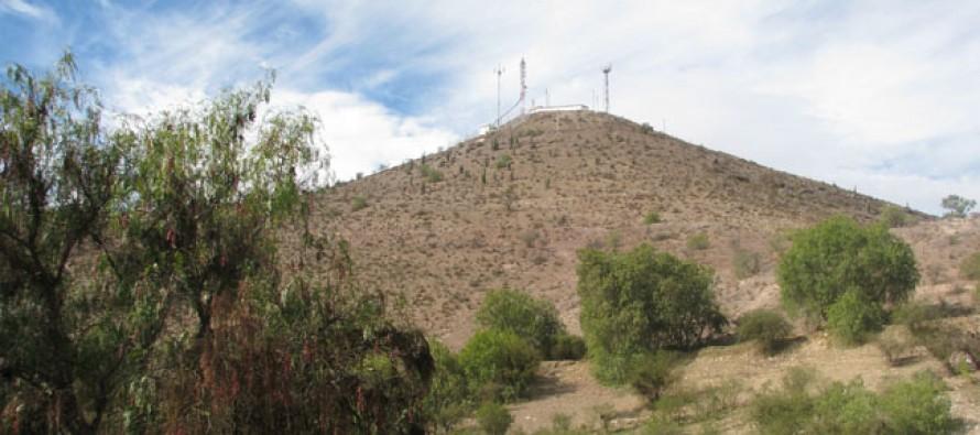 Oficializan firma del comodato del Cerro de la Virgen para mejorar su entorno