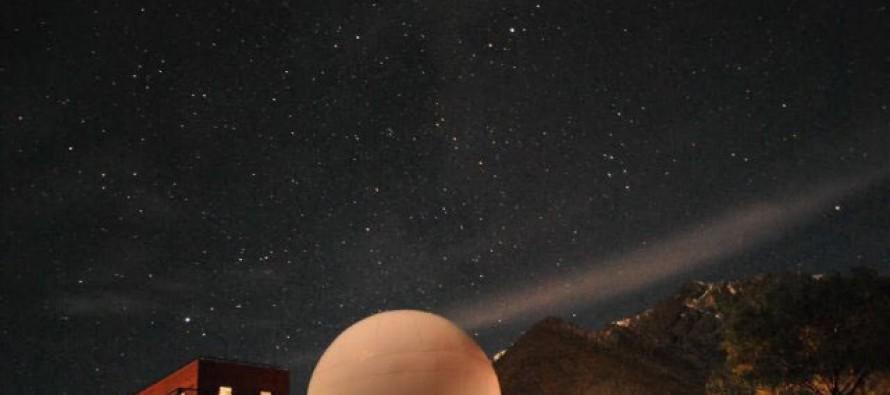 Gestionan mejoramiento de planetario y adquisición de nuevo telescopio para Mamalluca