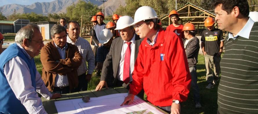 Destacan inversión realizada en Parque Los Pimientos para el esparcimiento de los elquinos