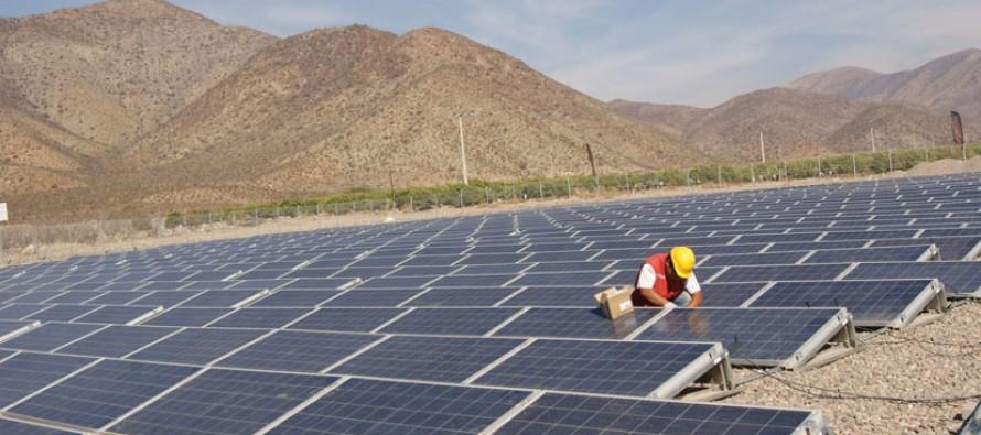 Más de US$ 3 millones se invierten en el parque solar más grande del país ubicado en El Tambo