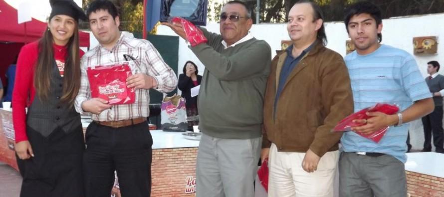 Radio Astronómica fueron los ganadores del Campeonato Comunal de Parrilladas y Asados