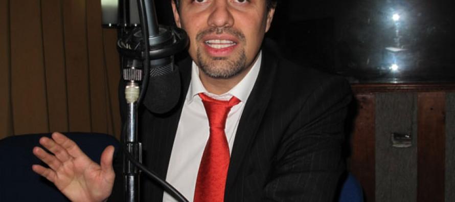 Diputado Díaz nuevamente niega el apoyo a candidato a alcalde de Vicuña Rafael Vera