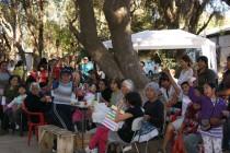 Recuerdan última visita de Gabriela Mistral al valle de Elqui con tradicional mateada en El Tambo