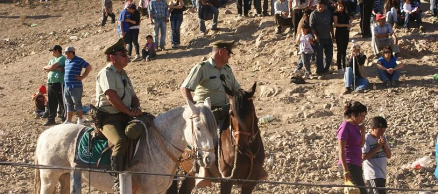 Fiestas Patrias: Positivo balance policial luego de una semana de celebraciones en el valle de Elqui